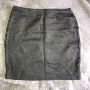 Brand New American Apparel Mini Dark Gray Skirt